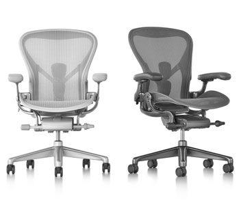 Herman Miller Aeron Chairs